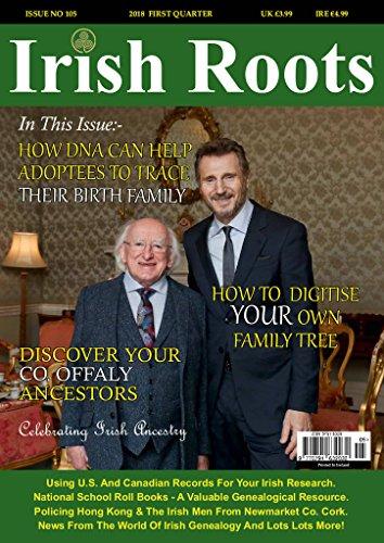 Large Product Image of Irish Roots Magazine