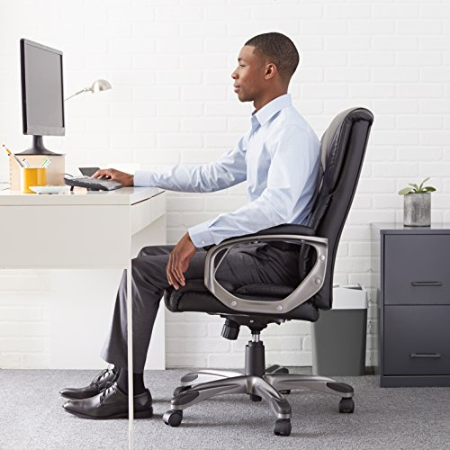 Review AmazonBasics High-Back Executive Chair