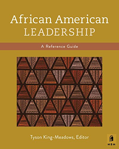 Search : African American Leadership: A Concise Reference Guide
