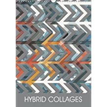 HYBRID COLLAGES 2016: Abstract collage patterns