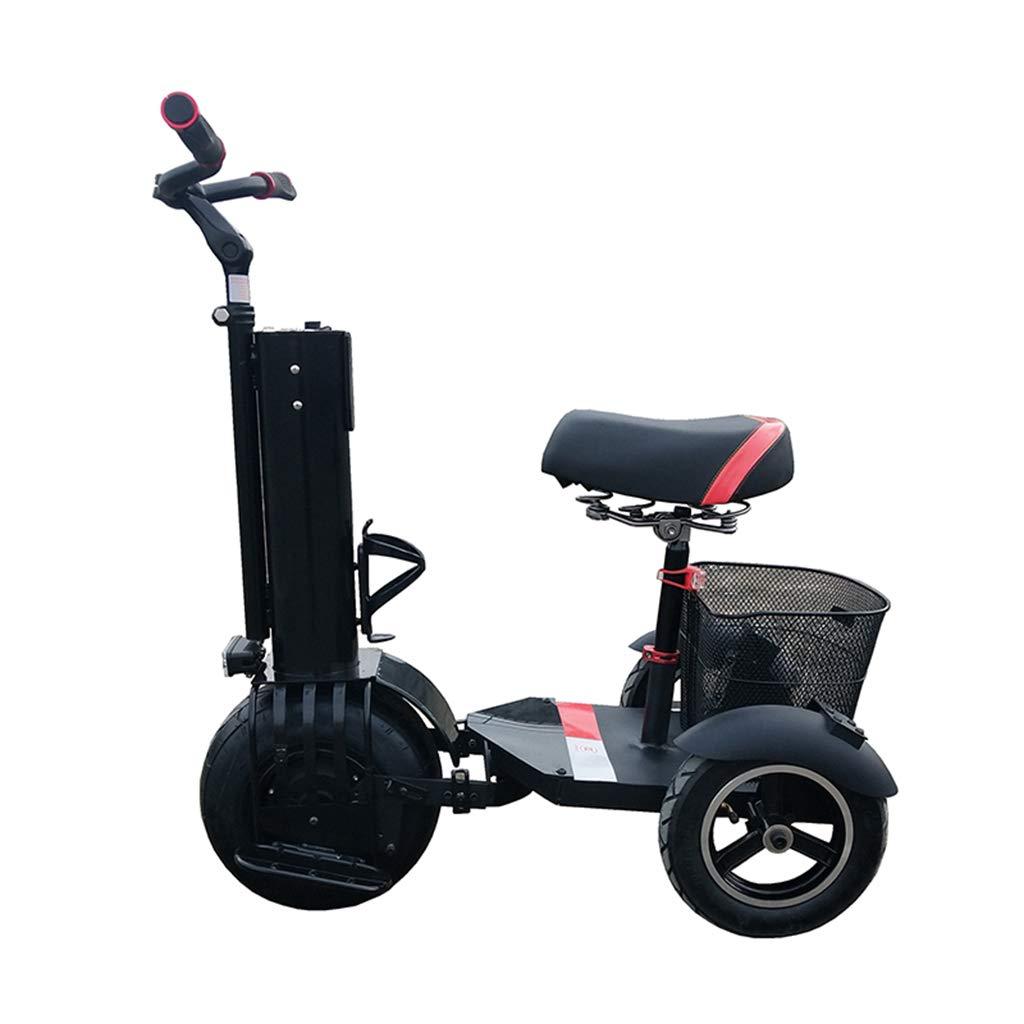A&DW Scooter Eléctrico 2 En 1, Patinete Eléctrico para Adultos ...