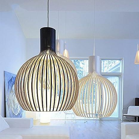 xqk moderna lámpara de techo Creatividad araña la pelota es ...