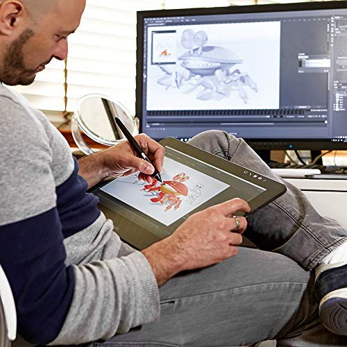 Wacom DTH1620AK0 Cintiq Pro 16'' Graphic Tablet with Link Plus by Wacom (Image #1)