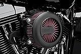 vance and hines intake - Vance & Hines VO2 Rogue Air Cleaner Kit Black 40071