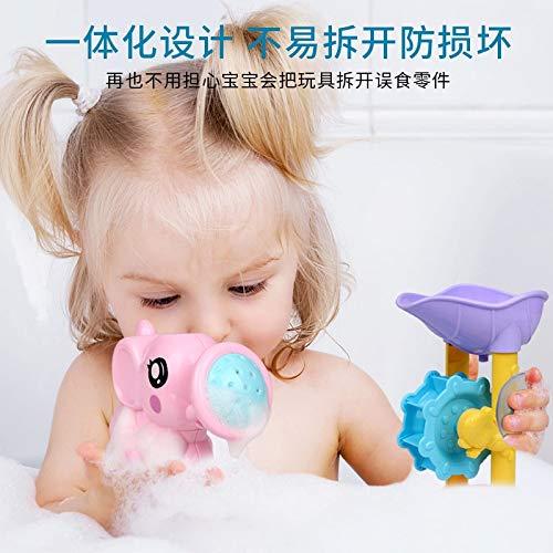Amazon.com: PKRISD Juguete interactivo para baño con agua ...