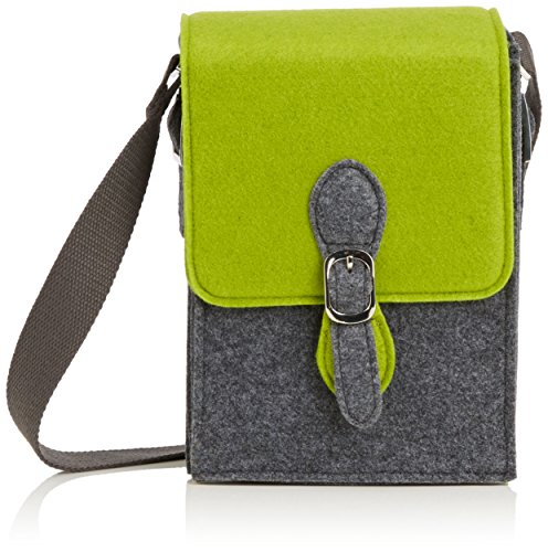 Mustard North Mustard Grey Bag South Country UC008003 to Grey Flap Messenger Urban Over Green gqT8x