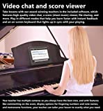 Online Live Piano Lessons & Piano Practice Software