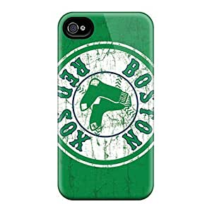 Perfect Fit XcZ3699cvNy Boston Red Sox Case For Iphone - 4/4s hjbrhga1544