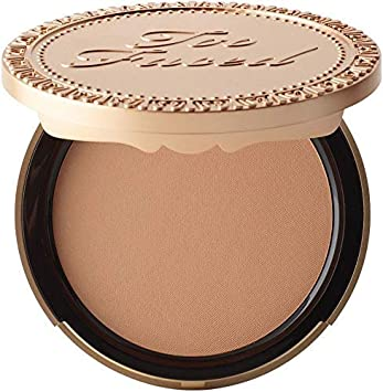 Too Faced Milk Chocolate Soleil Light Medium Matte Bronzer