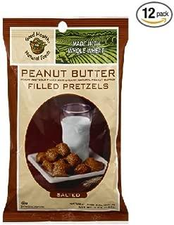product image for Good Health Peanut Butter Filled Pretzels Salted 5 oz, 12 Pack