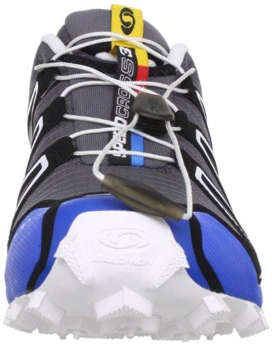 Salomon Speedcross 3, Scarpe da Trail Running da Uomo Grey
