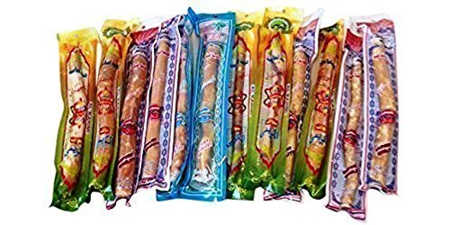Buycrafty Miswak (Sewak) Peelu 6 Miswak chewing sticks for natural tooth care and hygiene