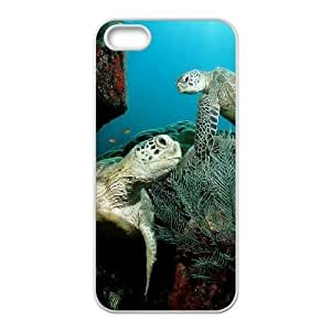 tortoise Wholesale DIY Cell Phone Case Cover for iPhone 5,5S, tortoise iPhone 5,5S Phone Case