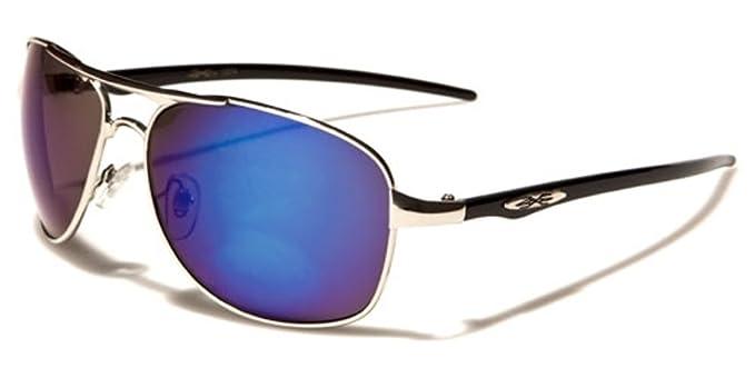 eed2c91fc6 X-Loop Metal Sports Glasses Pilot Sunglasses Aviator Unisex Women s Men s  Sport Sunglasses With Plastic