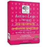 New Nordic Active Legs Herbal Supplement, 30 Count For Sale