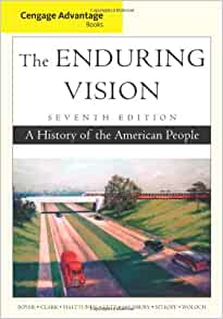 Enduring Vision Textbook Notes