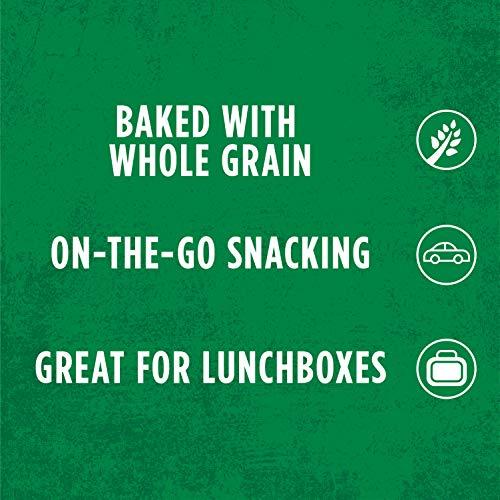 Keebler Scooby-Doo! Graham Cracker Sticks, Cinnamon, Made with Whole Grain, 12oz Box (12 Count)