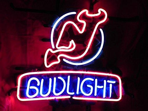 New Jersey Devils Neon Light Price Compare