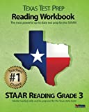 Texas Test Prep Reading Workbook, STAAR Reading Grade 3, Test Master Press, 1463524536