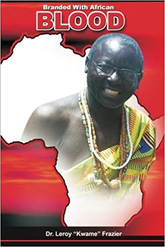 Book Branded with African Blood