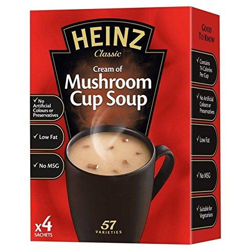 Garden Cream Soup Cup - Heinz Mushroom Dry Cup Soup 70g