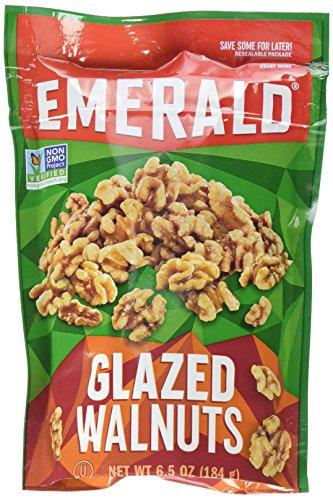 Emerald Glazed Walnuts Ounce Resealable