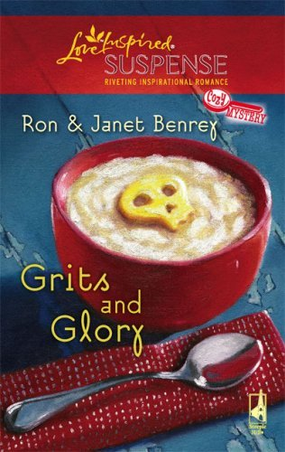 Grits and Glory (Cozy Mystery)