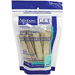 C.E.T. Enzymatic Oral Hygiene Chews for Petite Dogs(Pack of 2)