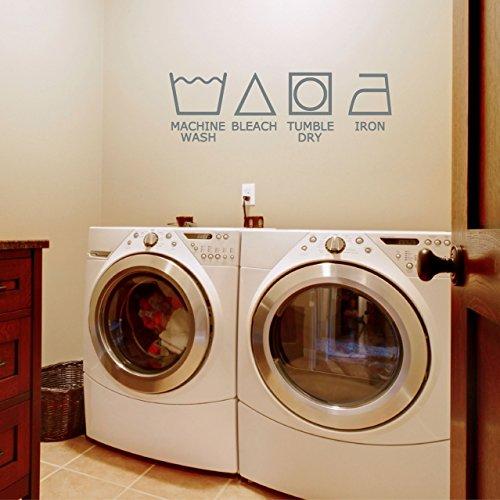 laundry symbol chart - 1