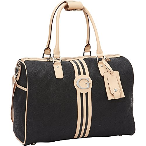 guess-travel-nona-18-carry-on-duffle-black