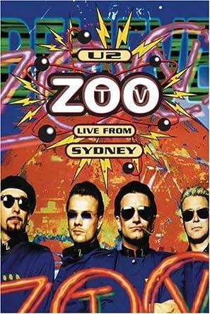 Amazon com: U2 - Zoo TV, Live From Sydney: U2: Movies & TV