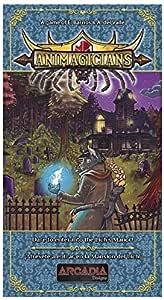 Arcadia Designs Animagicians - Juego de Mesa [Castellano]: Amazon.es: Juguetes y juegos