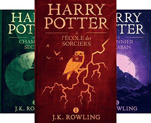 La série de livres Harry Potter by