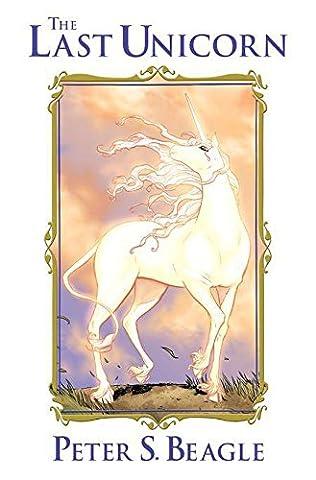 book cover of The Last Unicorn