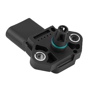 KIMISS Sensor de presión del colector de admisión de Refuerzo de Aire para automóvil para 038906051C: Amazon.es: Electrónica