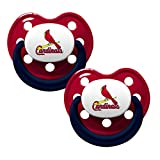 Baby Fanatic Pacifier, St. Louis Cardinals