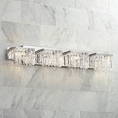 (Possini Euro Hanging Crystal 33 3/4