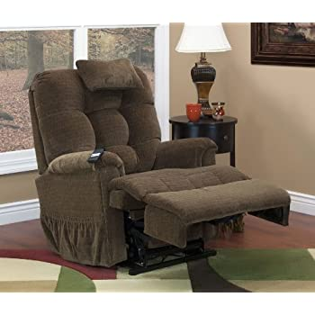 Amazon Com Serta Perfect Lift Chair Recliner Plush