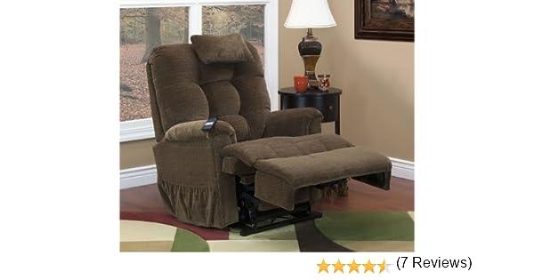 Amazon.com: Med Lift 5555 Full Sleeper Lift Chair (Cabo Havanna Fabric):  Health & Personal Care - Amazon.com: Med Lift 5555 Full Sleeper Lift Chair (Cabo Havanna