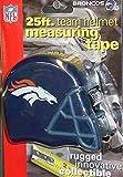 DuraPRO NFL Denver Bronos 25 Foot Team Helmet Measuring Tape, NEW