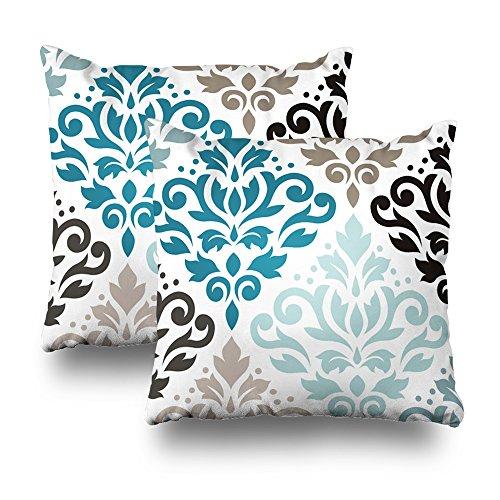 Round Decorative Pillow Set - Suesoso Pillowcover 18
