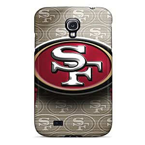 Samsung Galaxy S4 VNW11722Vept Unique Design Attractive San Francisco 49ers Pictures Protective Cell-phone Hard Covers -LauraAdamicska