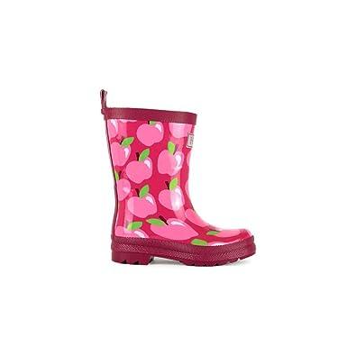 7c6c6e3be9c8 Hatley Girls Rain Boots  Amazon.co.uk  Shoes   Bags