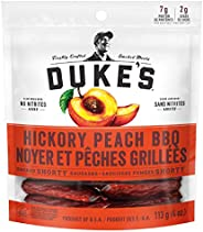 DUKE's Smoked Shorty Sausages - Hickory Peach BBQ (Pack o