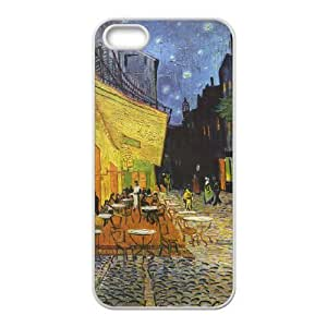 Customized case Of Vincent Van Gogh Hard Case for iPhone 5,5S