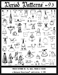 Bags, Purses and Pouches, C. 650-1650 Pattern