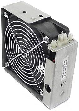HP Ventilador A5191-04003 RX5670 Rack 5-Pin 0.15A DC 48V Servidor 9000: Amazon.es: Electrónica