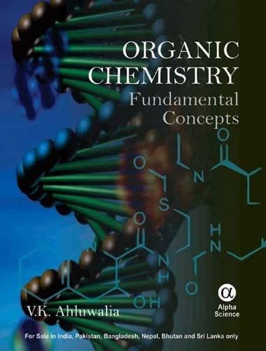 Organic Chemistry: Fundamental Concepts