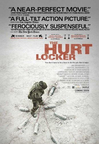 The Hurt Locker 27 x 40 Movie Poster - Style C