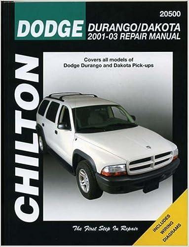 2001 dodge dakota owners manual free
